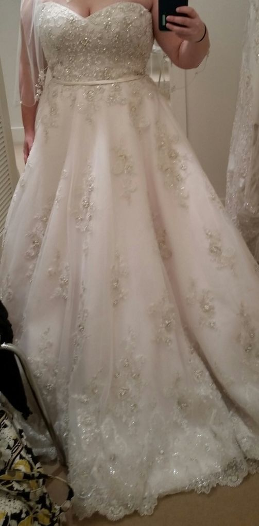 Get plus size a-line wedding dresses from The Darius Bridal Collection.  We make custom wedding dresses for all sizes.  We also make #replicadresses for brides who love a couture style but the cost of the original is out of their price range.  Our version will have the same look but for less.  Find out how when you email us directly.