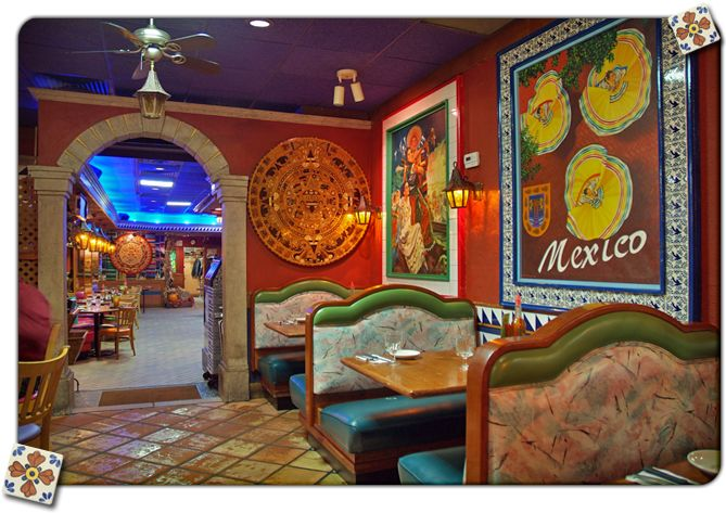 Lalo's.... My favorite Mexican restaurant when I still lived in Chicago. I was literally there every weekend! No joke.