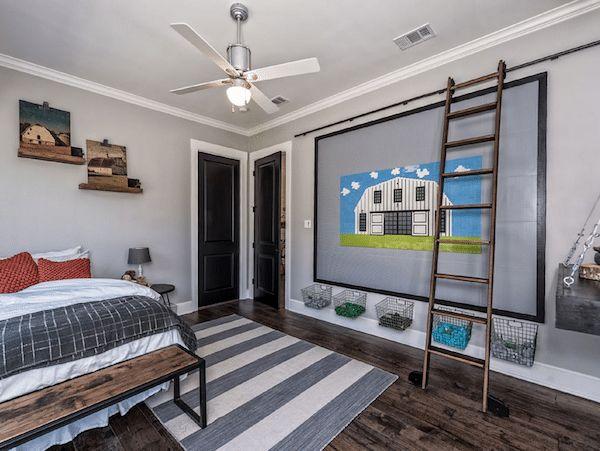 Fixer upper barndominium