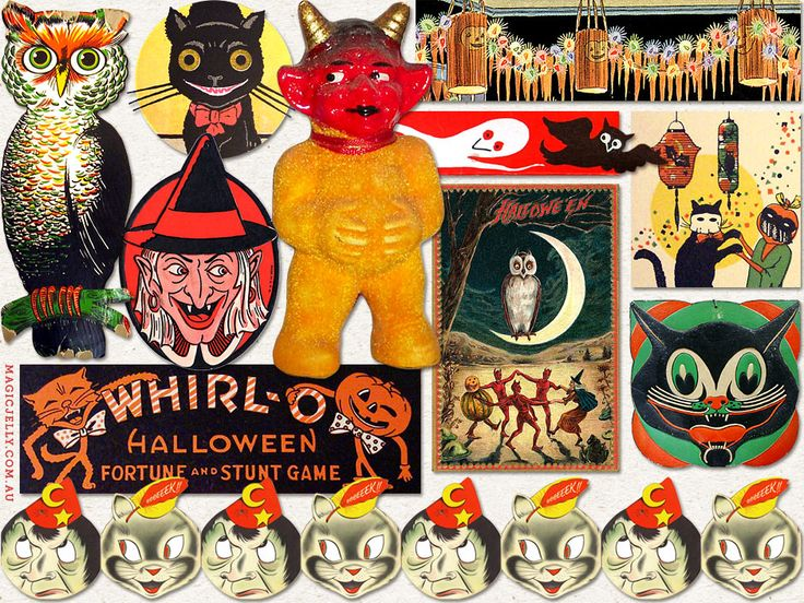 halloween: Halloween Image, Collection Vintage, Remember Halloween, Halloween Fun, Retro Halloween, Vintage Halloweenlov, Halloween Vintage, Batty Vintage Halloween, Halloween Goodies