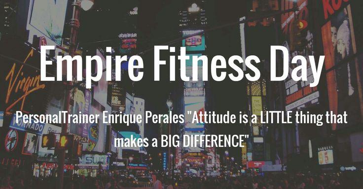 El blog de nuestro #Personaltrainer #EnriquePerales https://empirefitnessday.wordpress.com #fitness #objetivos #rutinas #entrenamientospersonales #dietaspersonalizadas