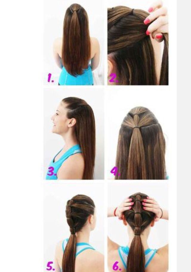 https://fitinhub.com/2016/04/28/palestra-lavoro-due-look-per-capelli/ #gymhair #workout #braid #look #hairstyle #gym #palestra #work #beauty #ponytail