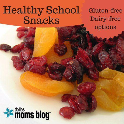 Healthy School Snacks | Dallas Moms Blog