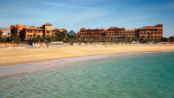 Try Sheraton Beach, Golf & Spa Resort, Fuerteventura.  #BeachHolidays #CanaryIslands #Fuerteventura #ShortHaul