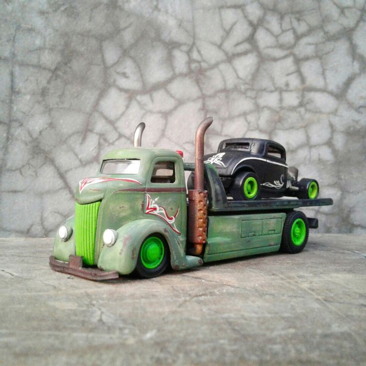Ford Coe 1/64scale