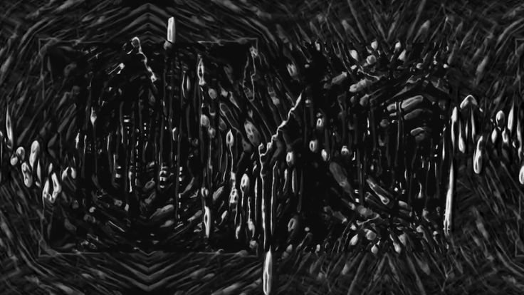 Synapses by Maurice Pozor, video, 2016.
