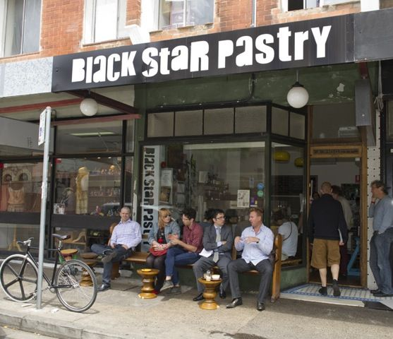 Black Star Pastry, Newtown