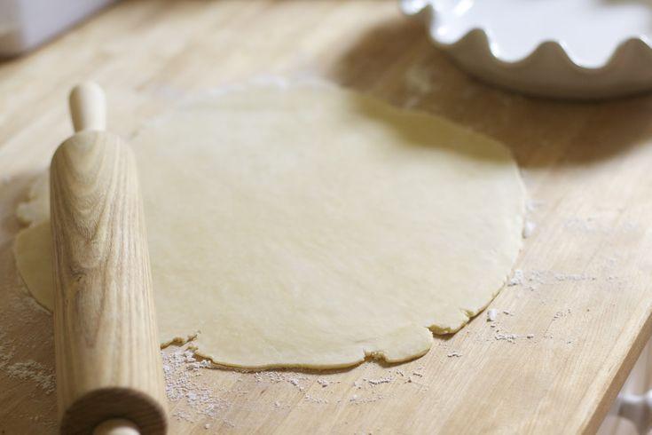 Recette Pâte à tarte magique