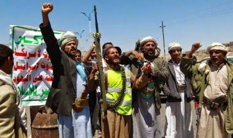 Kou the Magnificent: Warga Yaman di Arab Saudi Galang Dukungan Basmi Ho...