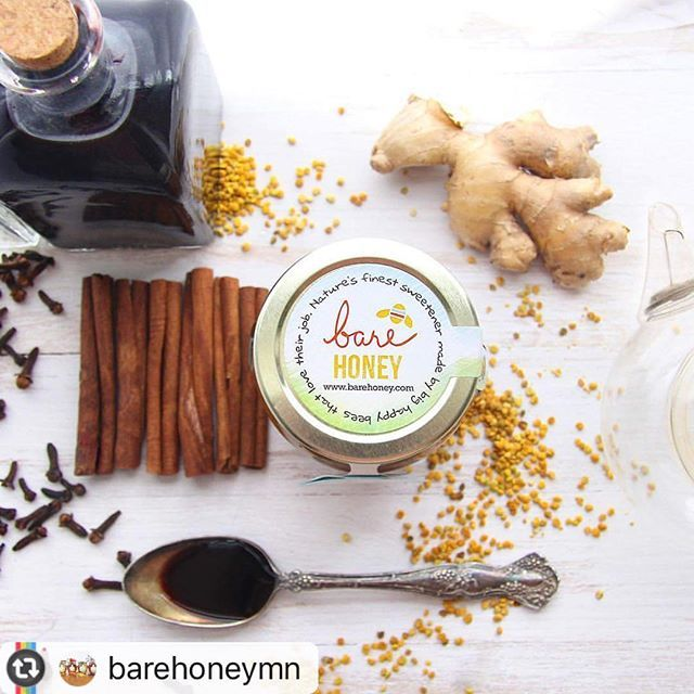 Check out Bare Honey, our July honey partner! Pure, raw, and treatment-free!