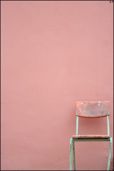 597 best dabbling in color images on pinterest wall for Dusty pink wall
