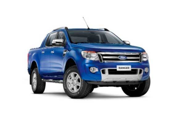 Ficha técnica completa do Ford Ranger Limited 3.2 Turbo 4x4 AT CD 2015