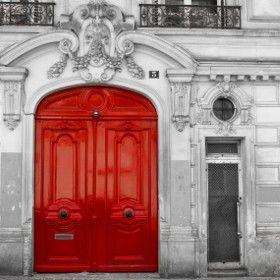 #Red #door