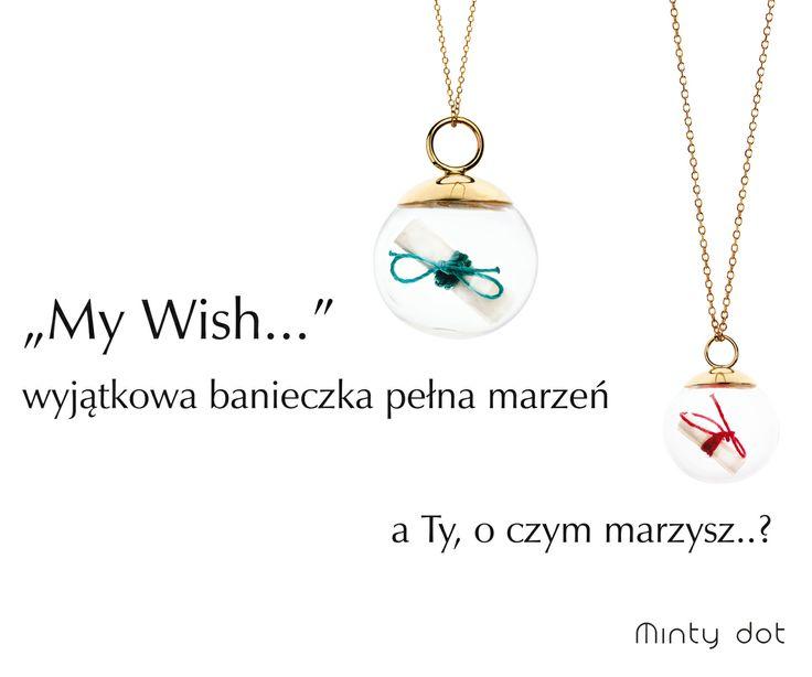 Minty dot My Wish spełnij swoje życzenie!
