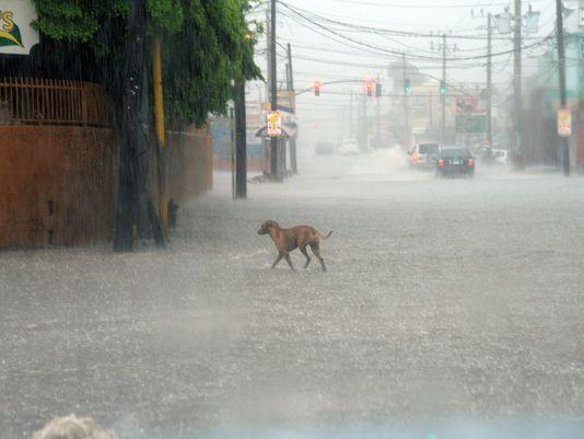 Hurricane Matthew closes in on Haiti, Jamaica - http://www.barbadostoday.bb/2016/10/03/hurricane-matthew-closes-in-on-haiti-jamaica/