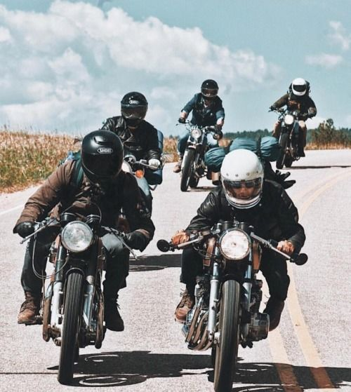 #riding #caferacer #motorcycles #motos | caferacerpasion.com
