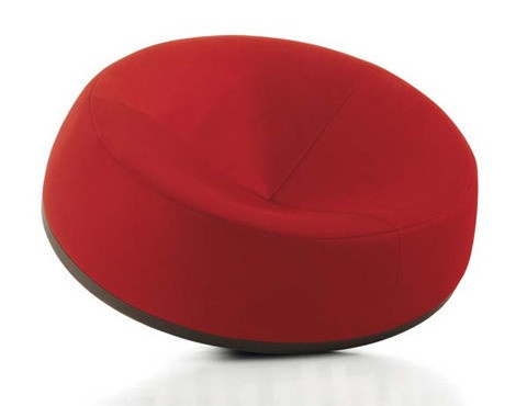 BBB Spin Chair, Designed by Rene Barba.