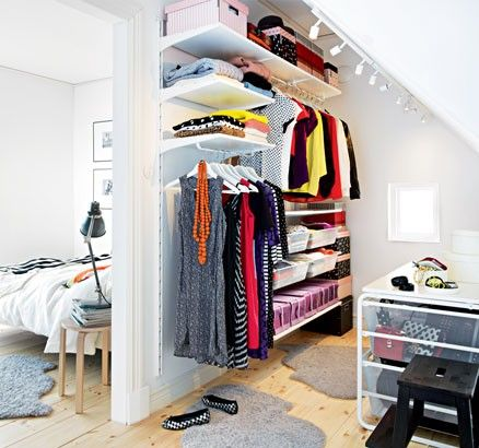 dressing comment le cr er soi m me am nagement pinterest la cremaillere dressing et. Black Bedroom Furniture Sets. Home Design Ideas