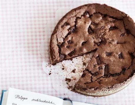 Suklaakakku / mmm...chocolate cake