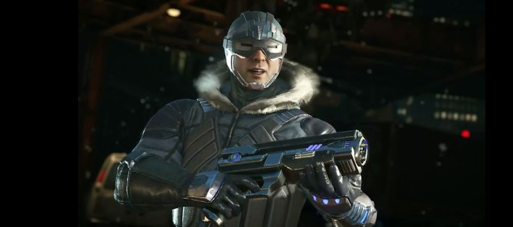 Captain Cold -Injustice 2