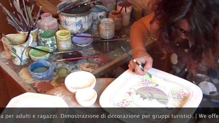 Artesia ceramiche artistiche - Certaldo Alto