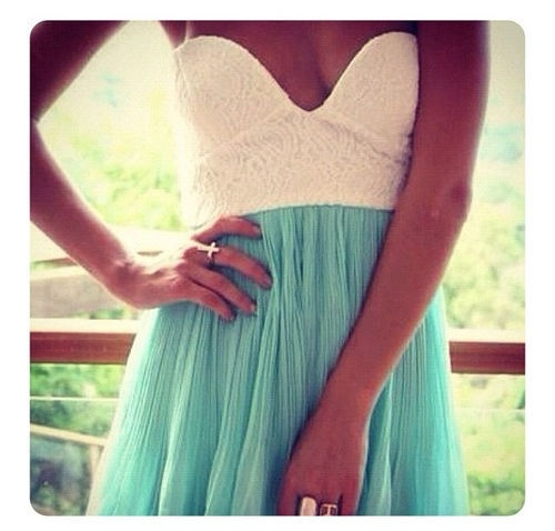 Adorable: Colors Combos, Summer Dresses, Spring Dresses, In Love, Cutedresses, Cute Dresses, Mint Teas, The Dresses, Teas Dresses