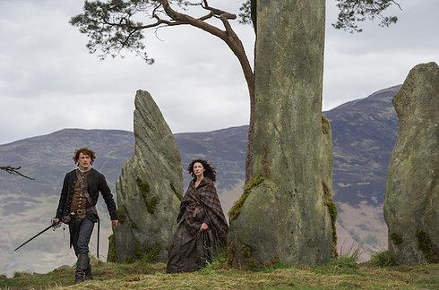 "Rannoch Moor, Perthshire (Craigh na Dun) | 14 Scottish Places All ""Outlander"" Fans Must Visit"