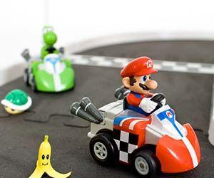 Mini Mario Kart R_C Cars