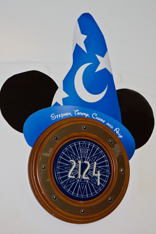 Download FREE Disney Cruise Line Stateroom door decorations. Tons of different ones available.