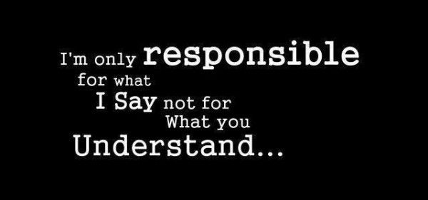 quotes about your attitude | quote: i am only responsible of....