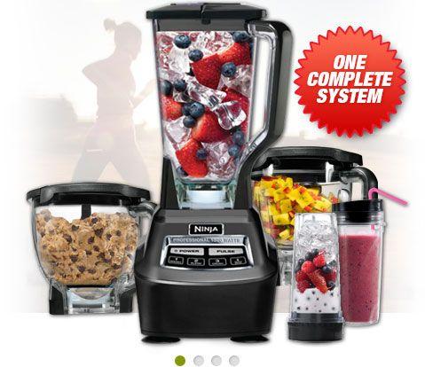 Ninja® Mega Kitchen System™ - Home = Have!