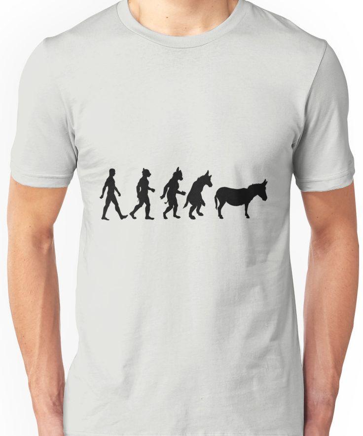 Donkey TF line (male) Unisex T-Shirt