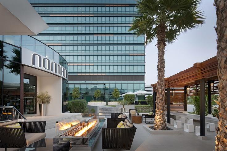 Jumeirah Creekside Hotel - Dubai Restaurants - Nomad restaurant - Asian