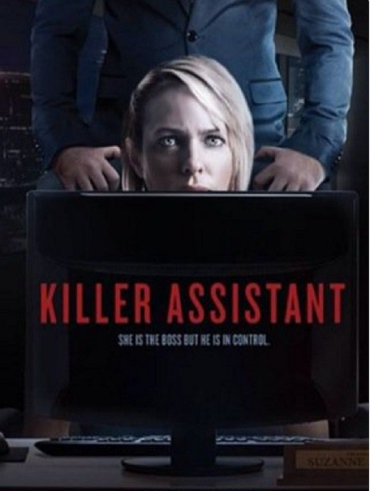 "Arianne Zucker's Nicole Walker may be innocent of murdering Deimos Kiriakis [Vincent Irizarry] on 'Days of Our Lives' but Zucker has the craziest killer role in a new film. Zucker has booked a role in the upcoming film 'Killer Assistant' which teases ""she is the boss, but he is in control."" Zu"