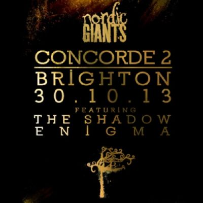 Take a look at this excellent video Nordic Giants posted of their recent show at Concorde2 on Wednesday 30th October 2013! https://www.youtube.com/watch?v=O0rtZQHz2Lc#t=98