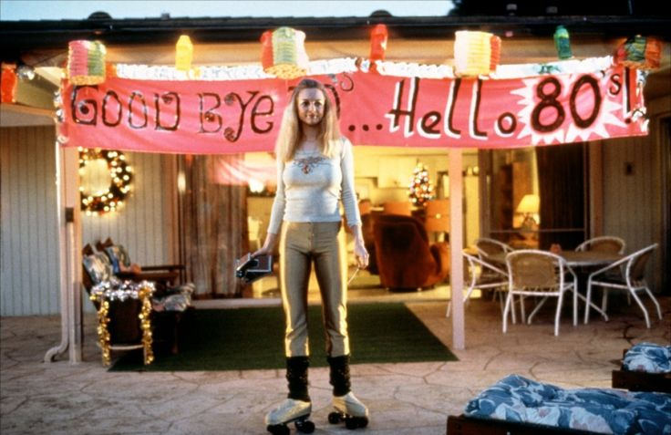 "Heather Graham as Brandi (""Rollergirl"") in Boogie Nights"