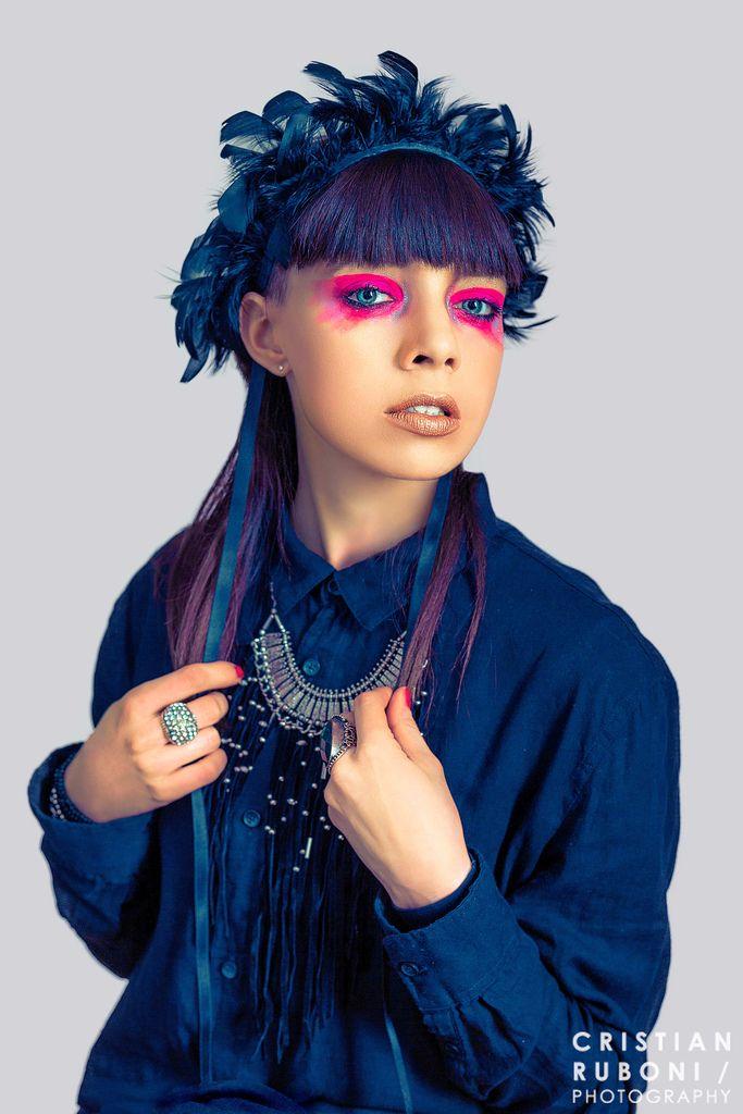 Photography: Cristian Ruboni Make-Up: Cristina Genghini