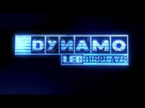 Dynamo LED Displays - P3 LED Video Wall Installation - YouTube