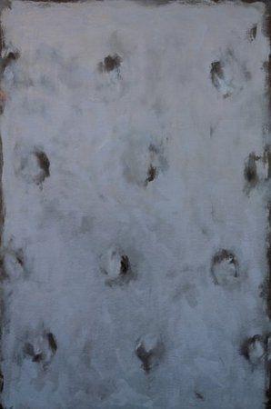 Vlado Vokanič, akryl na plátně