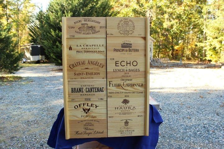 Dart Board Cabinet | Wine Lids