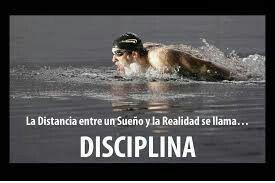 Disciplina!