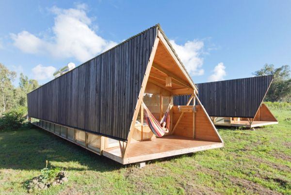 Our cabin rentals in Chile come in all shapes and sizes. They reflect the ideology and taste behind the visionaries who make them come to life - rent them !