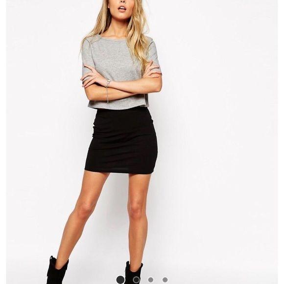 Pinterest'teki 25'den fazla en iyi Black tube skirt fikri | Boru ...