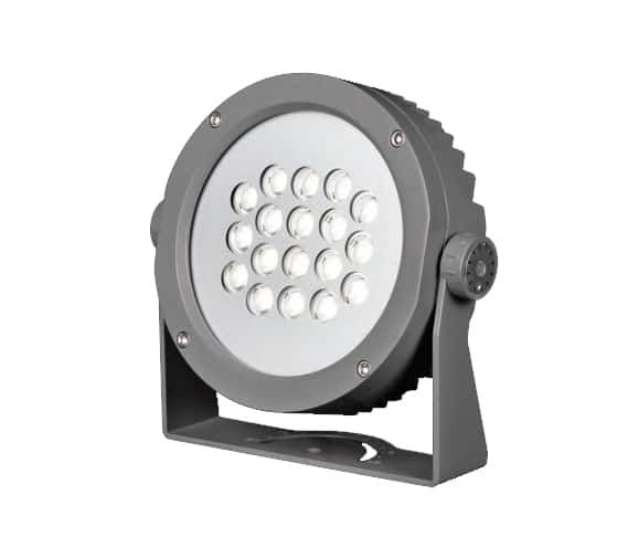 led flood light powerful enough to illuminate medium facades or canvas stages u0026 landscapes