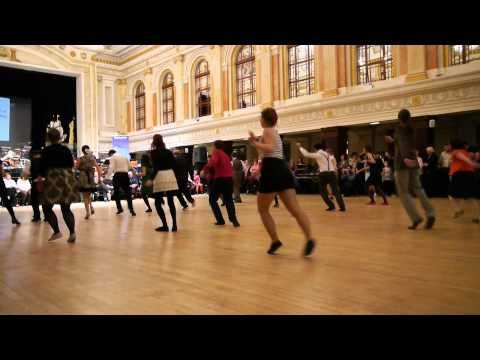 St Louis Shim Sham at the Lord Mayor's Tea Dance - YouTube
