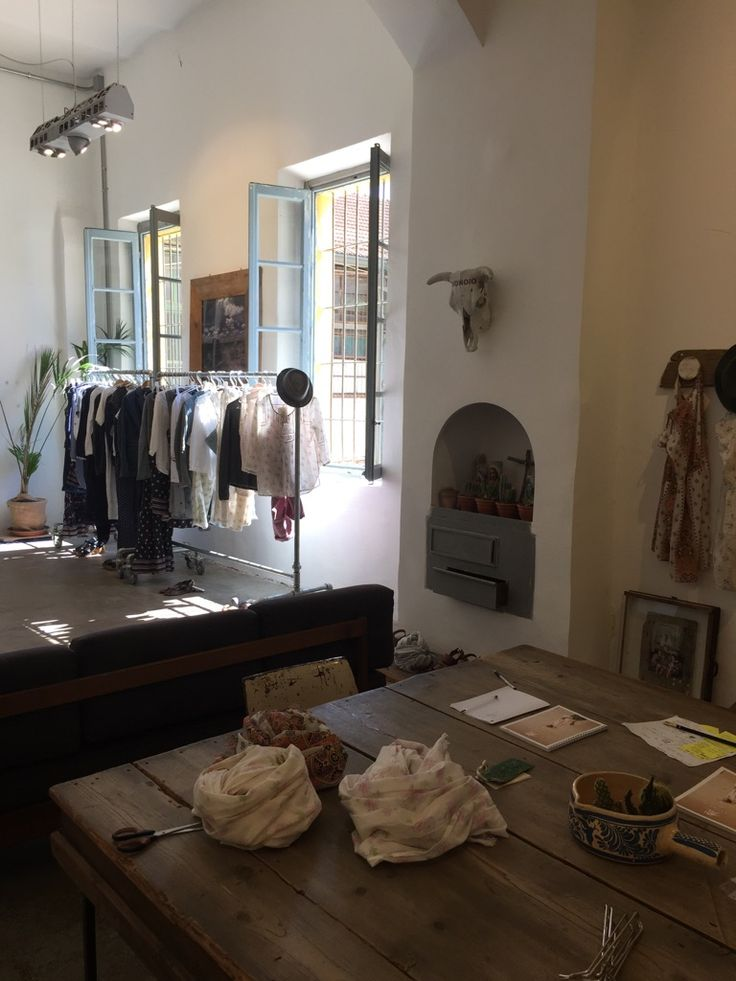 Local Apparel Showroom