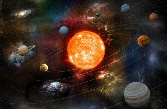 Verso la formazione del pianeta terra