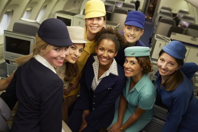 Lufthansa: Πασαρέλα σε πτήση προς τη Νέα Υόρκη: H Μόδα και η τεχνολογία ήταν το θέμα του δεύτερου FlyingLab της Lufthansa στις 8…