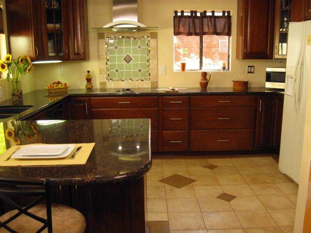 Kitchen Floor Tile | 2011, HGTV/Scripps Networks, LLC. All Rights Reserved