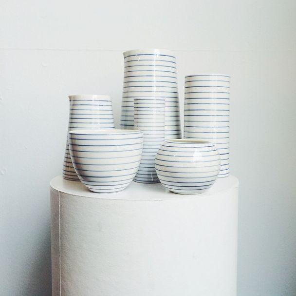 Tinga Tango Designbutik - Ugen på Instagram -  Photo: Stine Albertsen  Anne Black Stripes #anneblack#design #designbutik #interior #interiør #tingatango